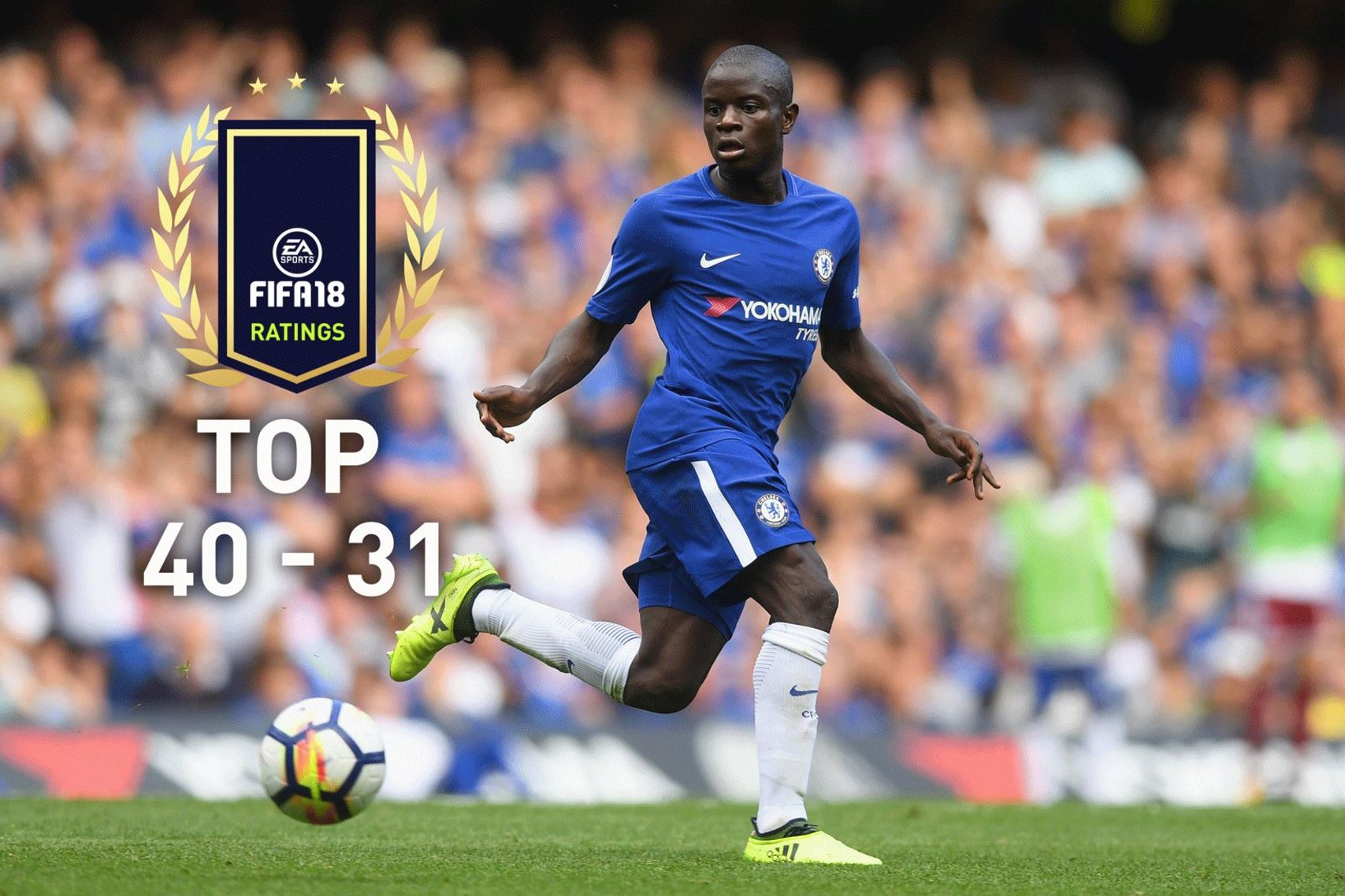 N Golo Kante earns sizable overall rating increase in latest FIFA