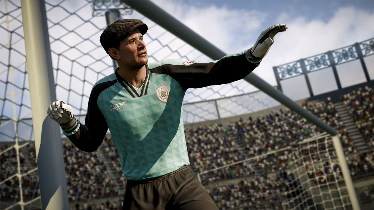 Who is Lev Yashin Meet FUT 18 s new Icon Futhead News