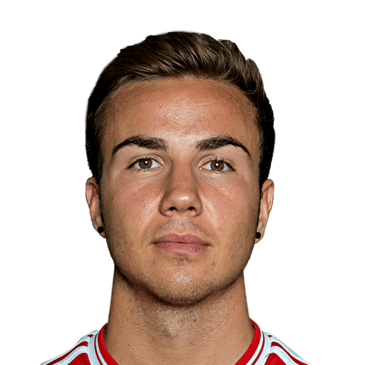 Mario Götze FIFA 14 - 85 - Prices and Rating - Ultimate ...