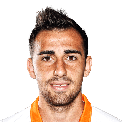 Paco Alcácer Fifa 14 71 Prices And Rating Ultimate Team Futhead