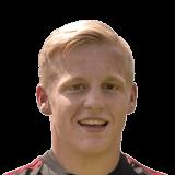 Donny Van De Beek 67 Fifa 16 Concept Career Mode Stats Futhead