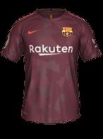 sports shoes bb81c dd277 FC Barcelona - FIFA 18 Ultimate Team Kits | Futhead