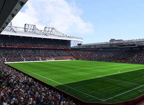 Old Trafford Fifa 18 Ultimate Team Stadiums Futhead