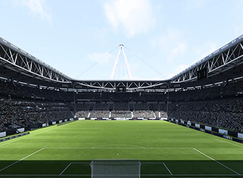 Allianz Stadium Juventus Stadium Fifa  Ultimate Team Stadiums Futhead