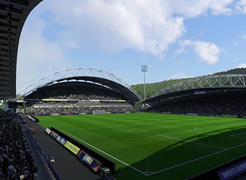 Kirklees Stadium
