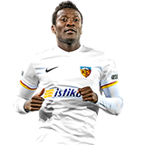 95f4c1d10 Asamoah Gyan FIFA 18 - 87 FOF - Prices and Rating - Ultimate Team ...