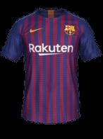 promo code 048e5 edbdd FC Barcelona - FIFA 19 Ultimate Team Kits | Futhead