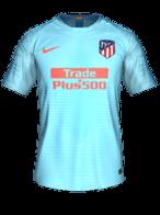 buy online 92526 8e5fb Atlético de Madrid - FIFA 19 Ultimate Team Kits   Futhead