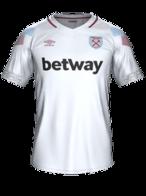 buy online f0439 ecd2d West Ham United - FIFA 19 Ultimate Team Kits | Futhead