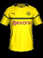 purchase cheap d4c20 dfeae Borussia Dortmund - FIFA 19 Ultimate Team Kits | Futhead