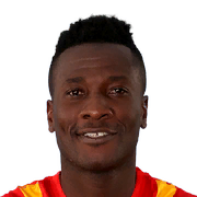 9cfd8c28b Asamoah Gyan FIFA 19 - 74 - Prices and Rating - Ultimate Team