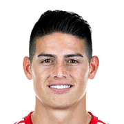 James Rodríguez FIFA 19 - 88 - Prices and Rating - Ultimate