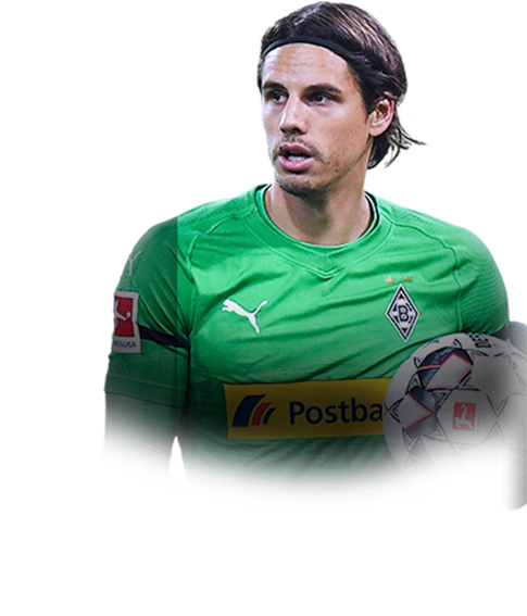 Yann Sommer Fifa 21 Fifa 10 Futhead