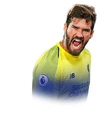 Alisson FIFA 19 - 95 TOTS - Prices and Rating - Ultimate
