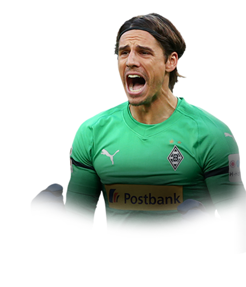 Yann Sommer Fifa 19 87 Champ Prices And Rating Ultimate Team Futhead