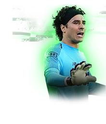a4815d830 Guillermo Ochoa FIFA 19 - 77 SCREAM - Prices and Rating - Ultimate ...