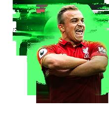 Xherdan Shaqiri Fifa 20 84 Futmas Prices And Rating Ultimate Team Futhead