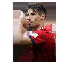 Javier Martínez Aginaga - FIFA 21 - FIFA 10   Futhead