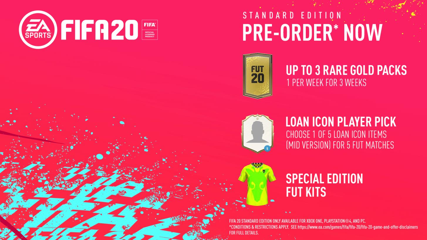 FIFA 20 Pre-Order - Futhead