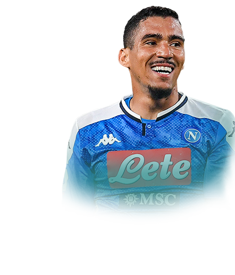 Napoli Fifa 17 Ultimate Team Players Ratings Futhead