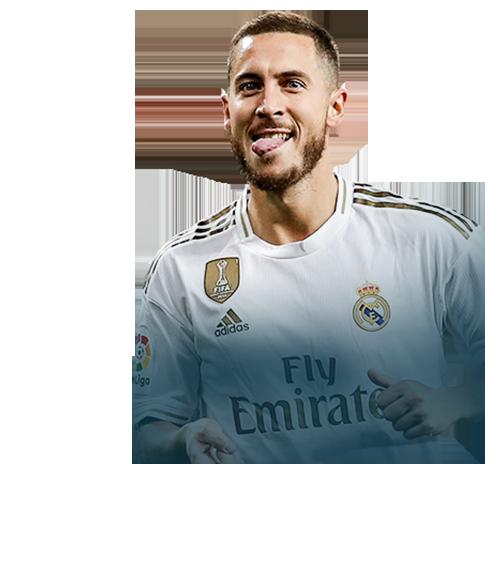 Real Madrid Fifa 20 Ultimate Team Players Ratings Futhead