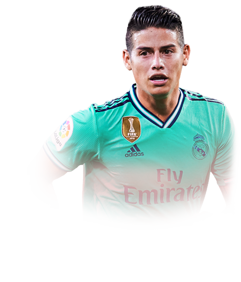 James Rodriguez Fifa 20 93 Summer Heat 2 Prices And Rating Ultimate Team Futhead