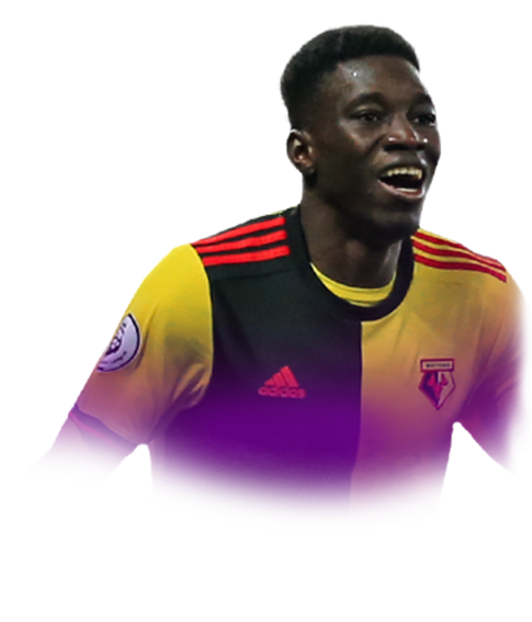 Ismaila Sarr Fifa 20 78 Prices And Rating Ultimate Team Futhead
