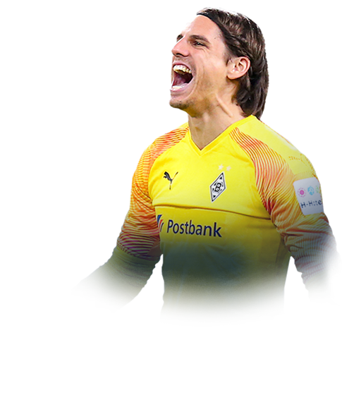 Yann Sommer Fifa 20 94 Tots Prices And Rating Ultimate Team Futhead