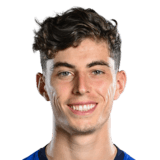 Kai Havertz FIFA 21 - 85 - Prices and Rating - Ultimate ...