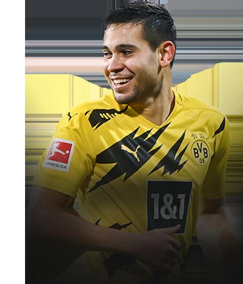 Raphaël Guerreiro - FIFA 21 - FIFA | Futhead