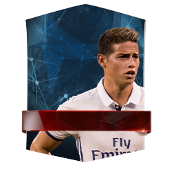 James Rodriguez 100 Fifa Mobile 17 Futhead