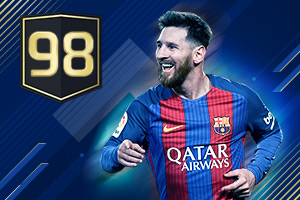 Trade In  Messi Toty Player Tokens From Packs Baseers And Elite Trophies For A Team Of The Year Edition Messi