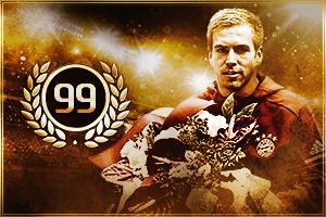 Philipp Lahm 99 FIFA Mobile 17 | Futhead
