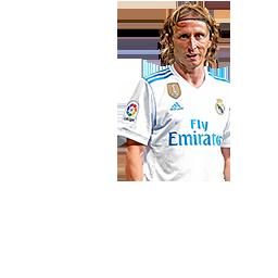 buy popular 1ce95 42cbe Luka Modrić 84 FIFA Mobile 18   Futhead