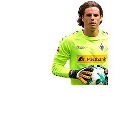 Yann Sommer 91 Fifa Mobile 18 Futhead