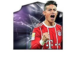 James Rodriguez 91 Man Of The Match Fifa Mobile 18 Futhead