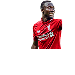 best cheap d6ff0 48a42 Naby Keïta 98 FIFA Mobile 18   Futhead