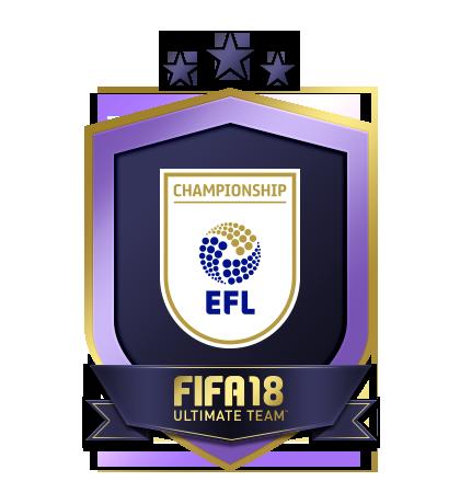 EFL Championship POTY - Squad Building Challenge - FIFA 18