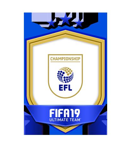EFL Championship - Squad Building Challenge - FIFA 19
