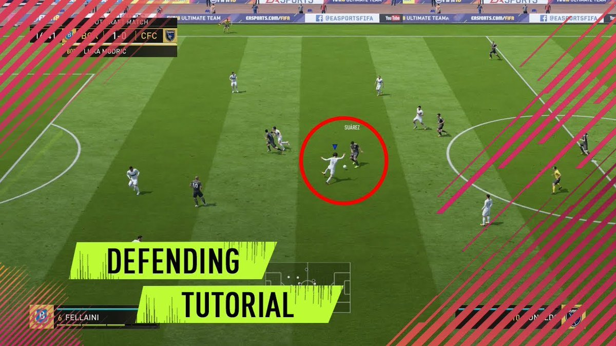 How to defend like a pro in FIFA 18 - Futhead How To