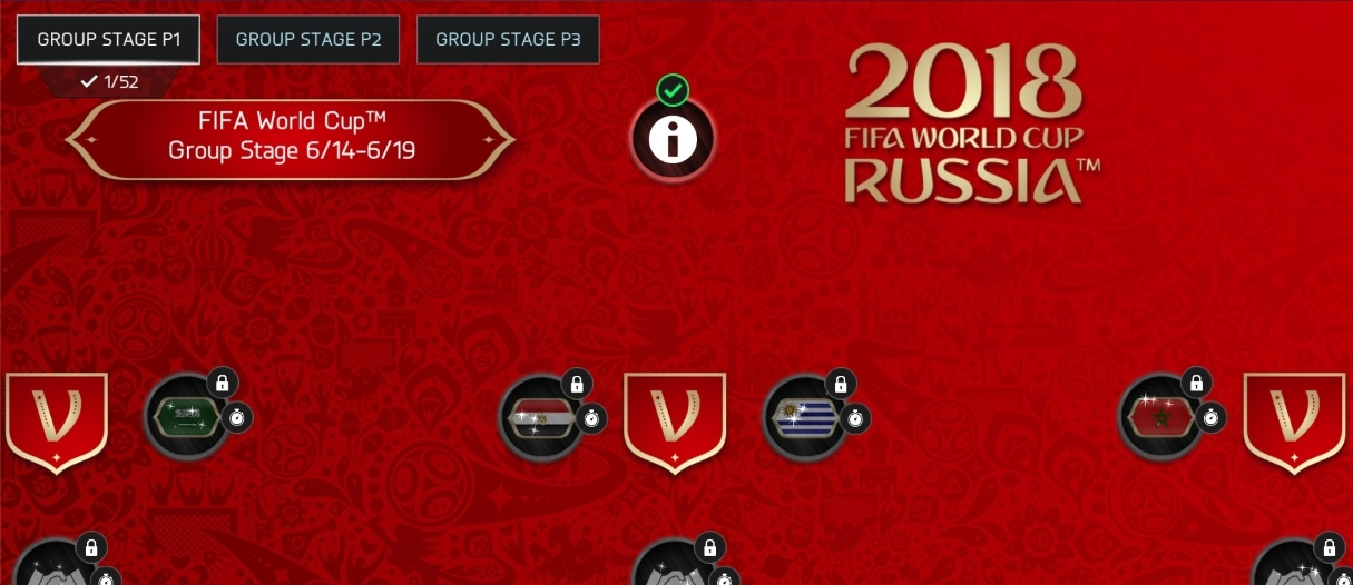 882b3ca9b FIFA Mobile 18 Matchups Predictions  World Cup Matchday 1