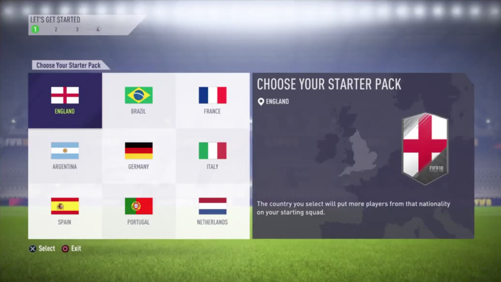 The best leagues and nations for your FIFA 18 starter team - Futhead