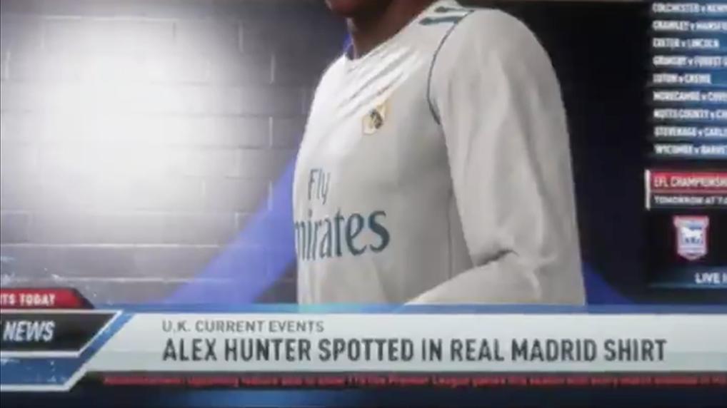 d2cd00e60 Watch FIFA 18 s  The Journey  Hunter Returns  Official Story Trailer ...