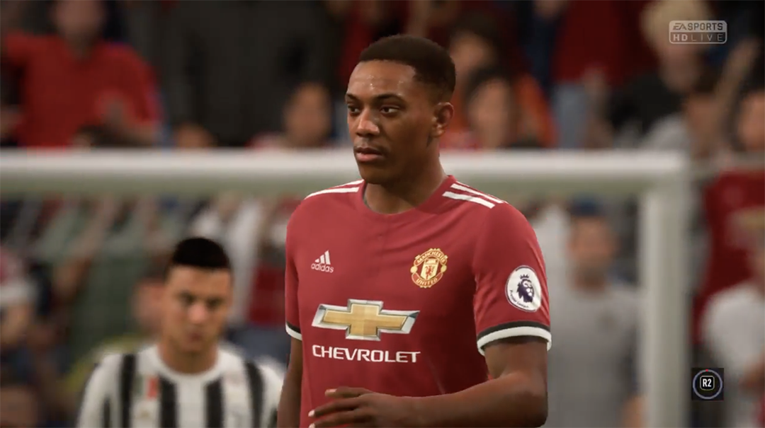82 Anthony Martial FIFA 18 Player Review: He's Baaaack
