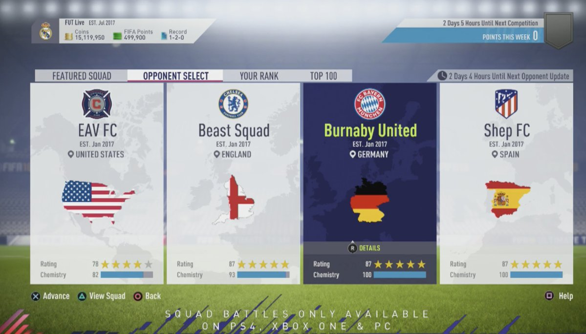 Fifa 19 Squad Battles Rewards how to get the best fifa 18 squad battles rewards - futhead