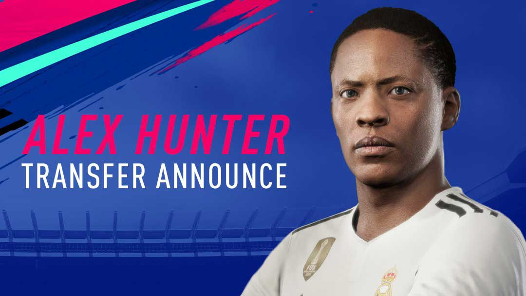 release date: 1851a f538c FIFA 19's last The Journey takes Alex Hunter to Real Madrid ...