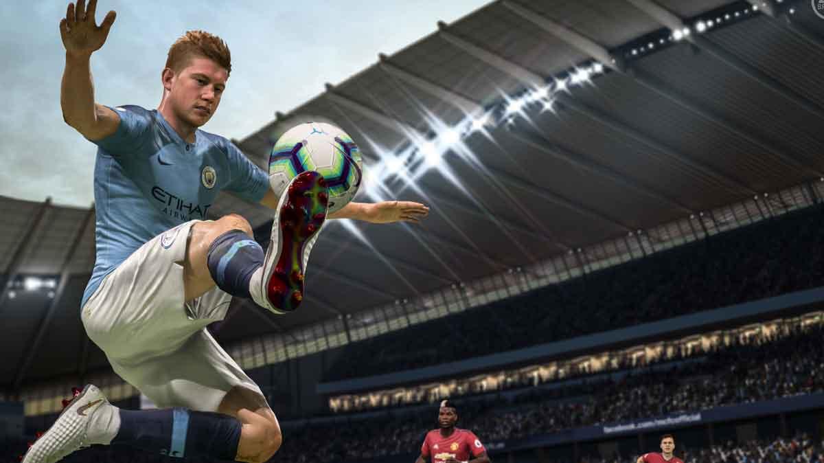 ผลการค้นหารูปภาพสำหรับ FIFA 20