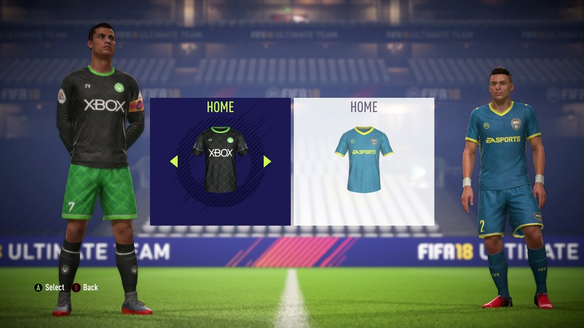 6d30d63b8 What are the Xbox and PlayStation kits in FIFA 18  - Futhead News