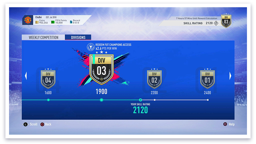 8c68bdbde6124f FIFA 19 New Features  Division Rivals brings new life to Online ...