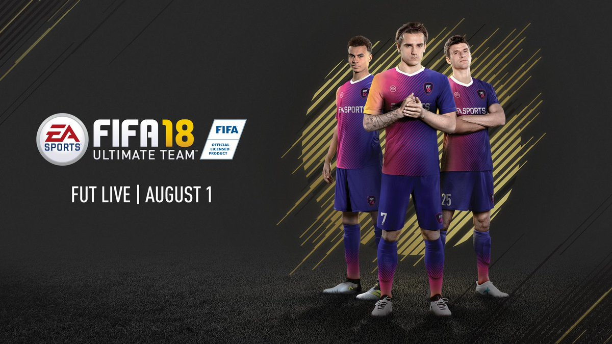 Everything We Learned About FIFA 18 Ultimate Team At FUT Live